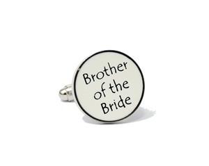 Manchetknopen broer bruid