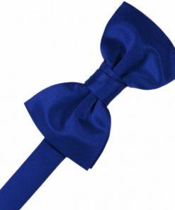 Vlinderstrik kobaltblauw