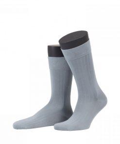 2 paar sokken steel blue
