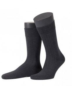 2 paar sokken grey