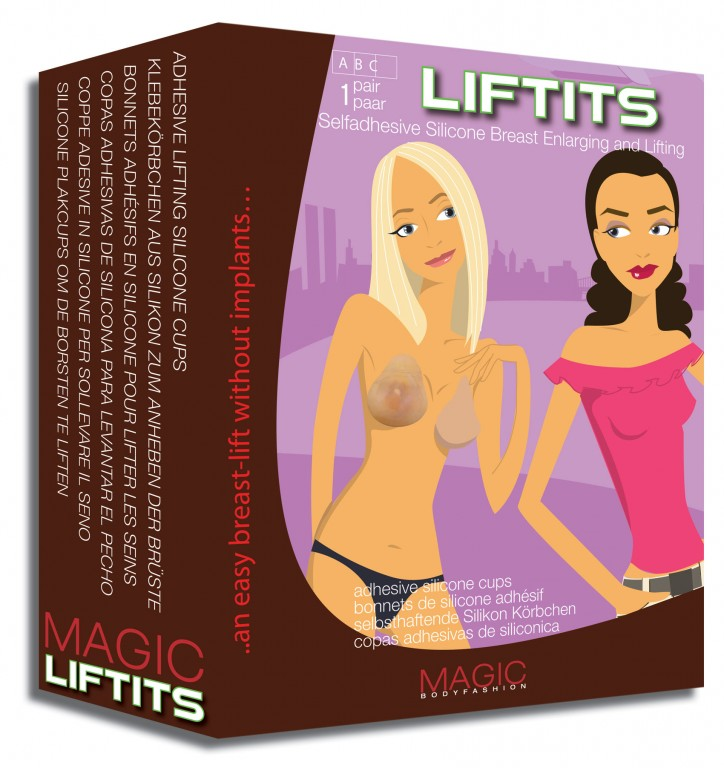Liftits (siliconen plakbh)