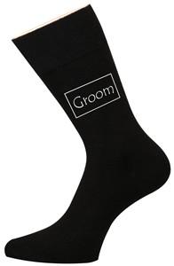 """Sokken bruidegom """"Groom"""""""