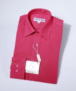 Overhemd klassiek pink