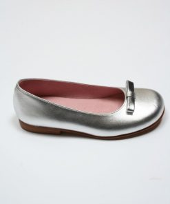 Zilveren schoen meisjes
