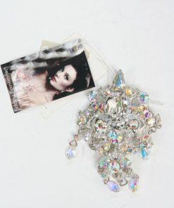 Otazu broche kristal
